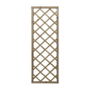 Boers Trelly Diagonaal met kader 60 x 180 cm
